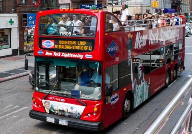 Image result for bus new york